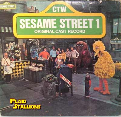 sesame street cast members