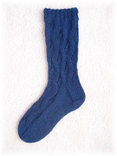Mountain Stream Socks