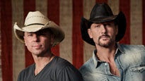Tim McGraw and Kenny Chesney presale code for early tickets in Anaheim