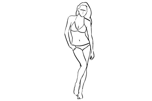 Позирование: позы для женского портрета 1-19