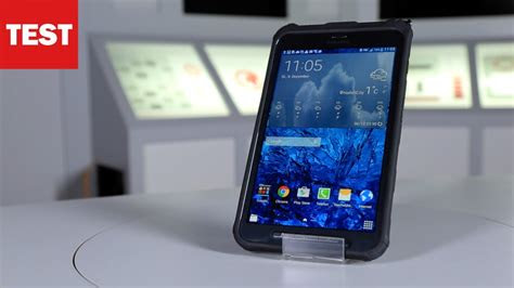 samsung galaxy tab active outdoor tablet im test