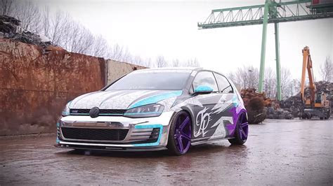 VW Golf GTI by JP Performance