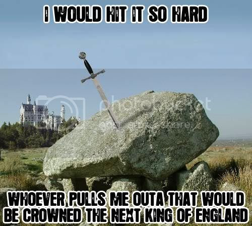Funny Pics / King of England
