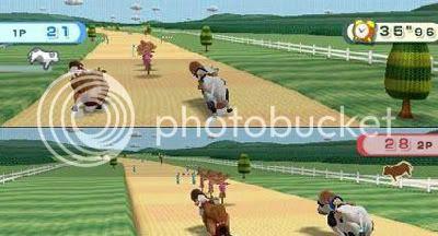 Wii Play Bull Racing