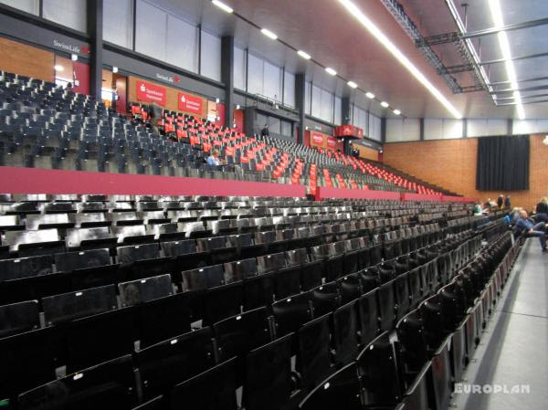 Swiss Life Hall Stadion In Hannover