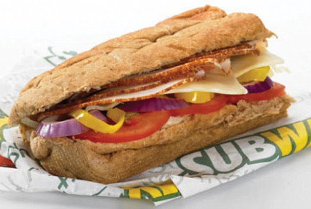 In the halal-only stores ham and bacon have been substituted for turkey ham and turkey rashers, the sandwich chain said. A spokeswoman said all halal meat served in Subway branches has come from animals that were stunned before being slaughtered