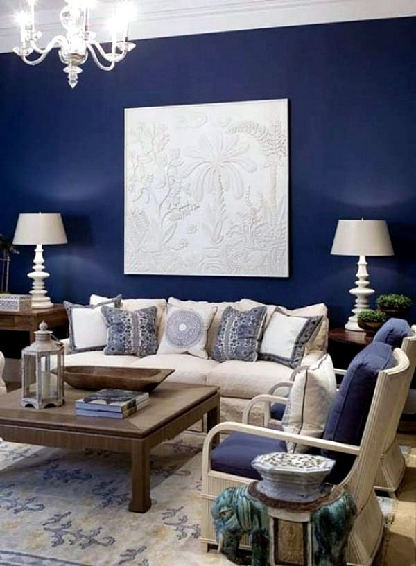 Wall colors for living room - 100 trendy interior design ...