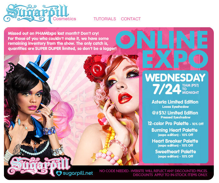 sugarpill new info
