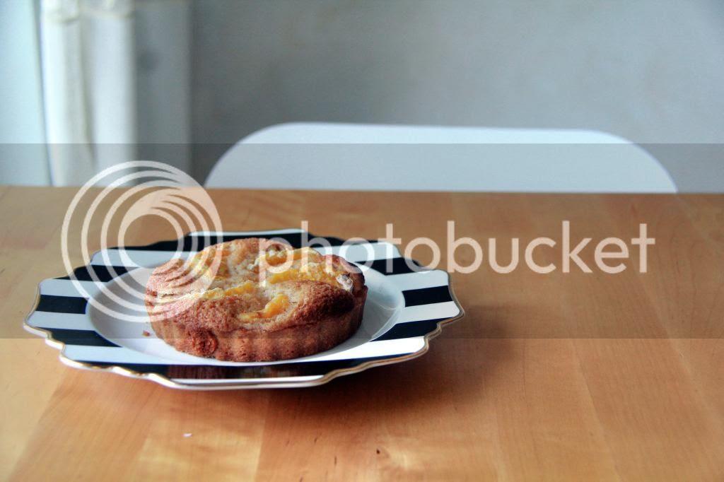 dessert - orange almond tart by dorie greenspan