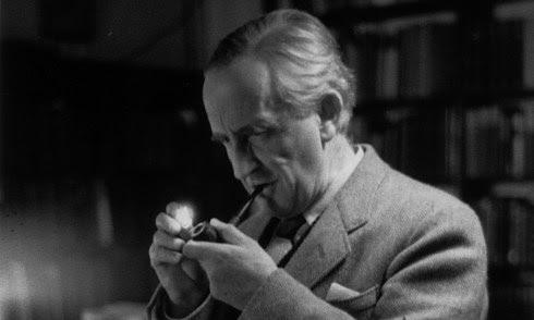 JRR Tolkien 1955