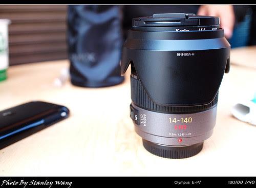 Panasonic 14-140mm 試拍