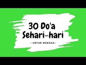 Kumpulan Doa Sehari-hari [VIDEO]