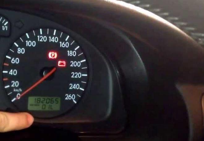 2000 Audi A4 28 Quattro Oil Type
