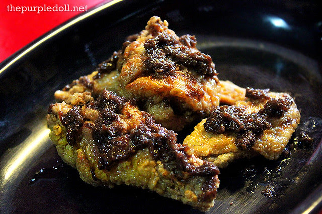 Bagoong-Mango Chicken (P220 for 5-6pcs)