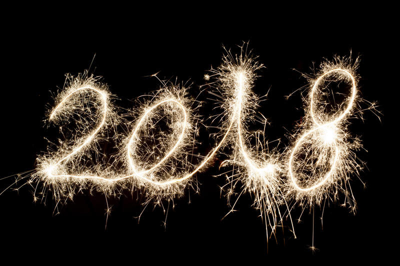 Image result for new year's 2018