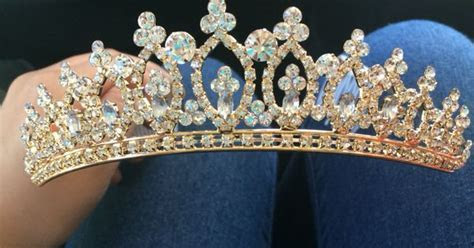 Gold Sweet Sixteen/Quinceanera tiara.   My Sweet Sixteen