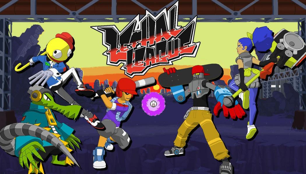 Resultado de imagem para Lethal League