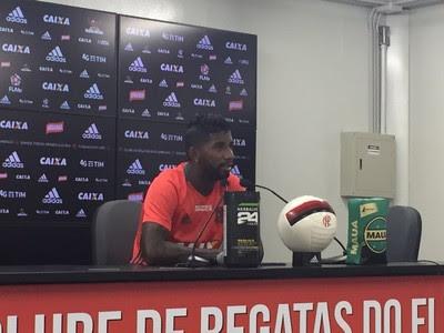 Rodinei Flamengo (Foto: Raphael Zarko/ Globoesporte.com)