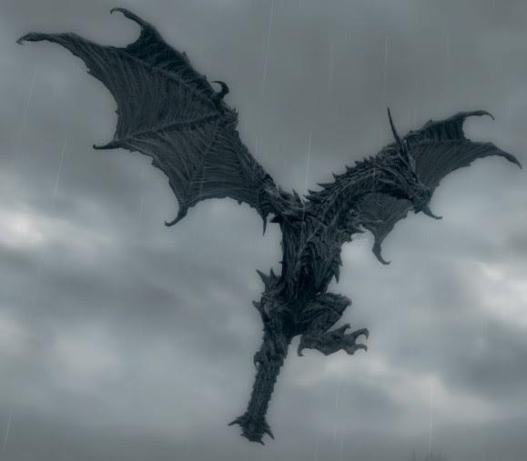 Cultura Escandinava El Dragón En La Mitología Nórdica