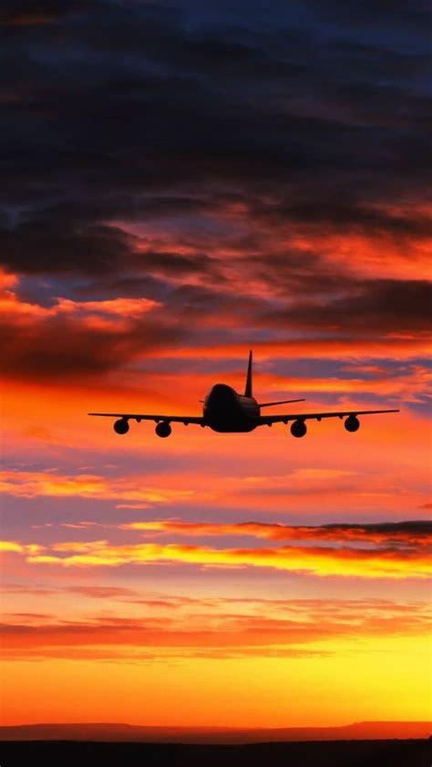 airplane hd wallpaper iphone aircraft civilian