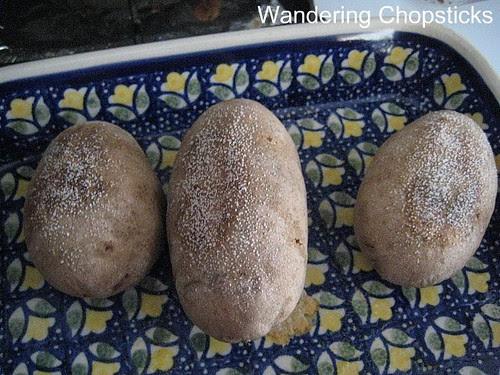 Stuffed Potato Skins 2