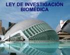 Ley de investigación biomédica