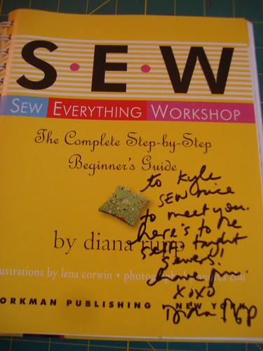 inscription by Diana Rupp