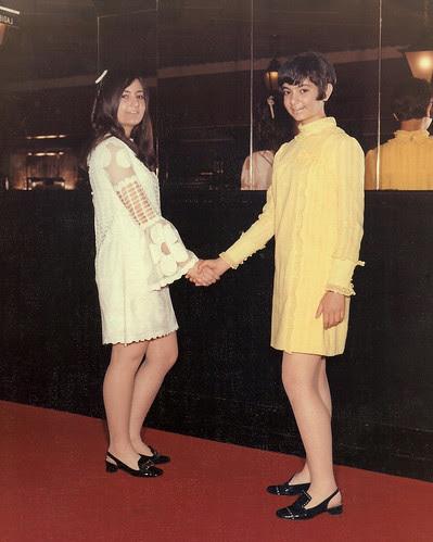 1968 Sweet Sixteen (found photo)