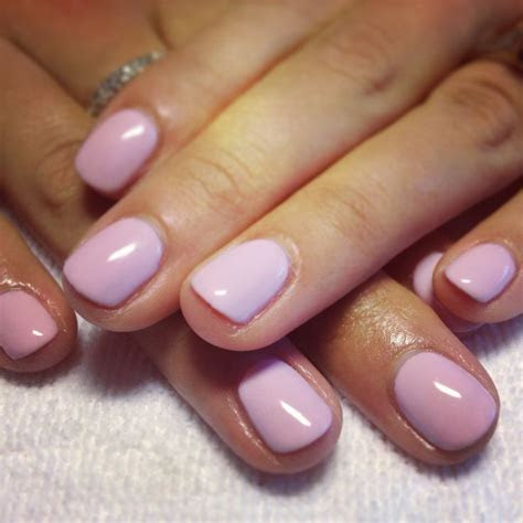CND Shellac Cake Pop nail color for wedding   Nail Polish