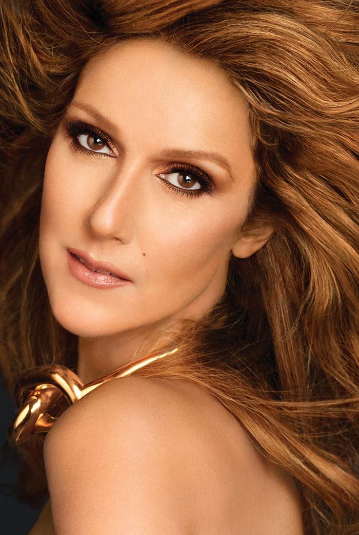 Celine+Dion+exclusive+interview