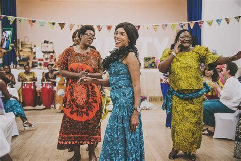 A Colourful Zambian Kitchen Party   Love My Dress® UK