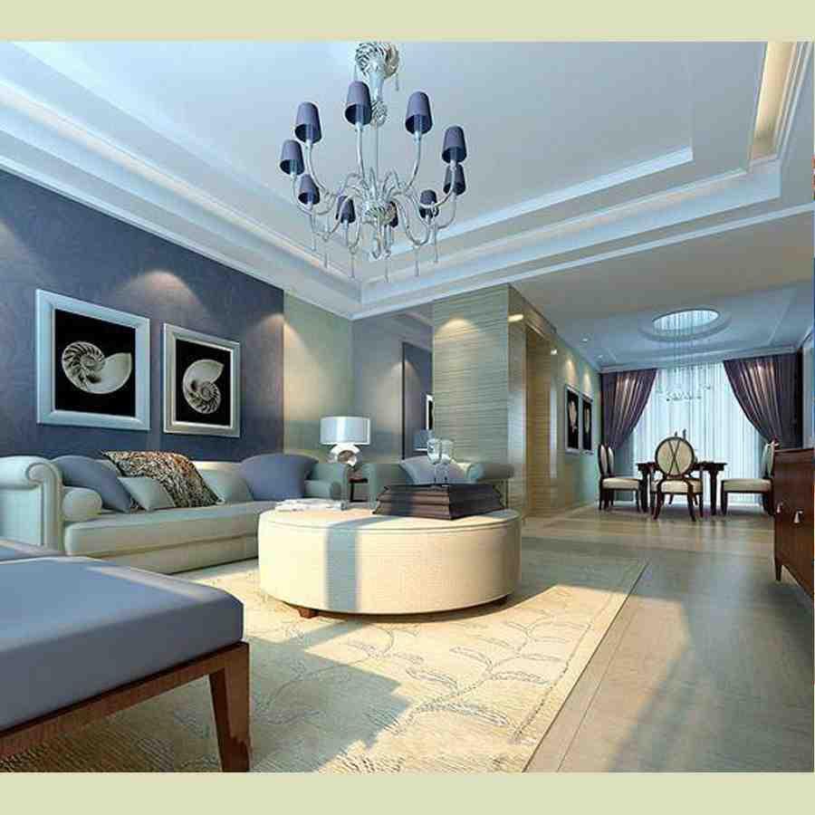 Modern Living Room Wall Colors - Decor IdeasDecor Ideas