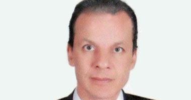 الدكتور أشرف عبد العزيز أستاذ التغذية بجامعة حلوان