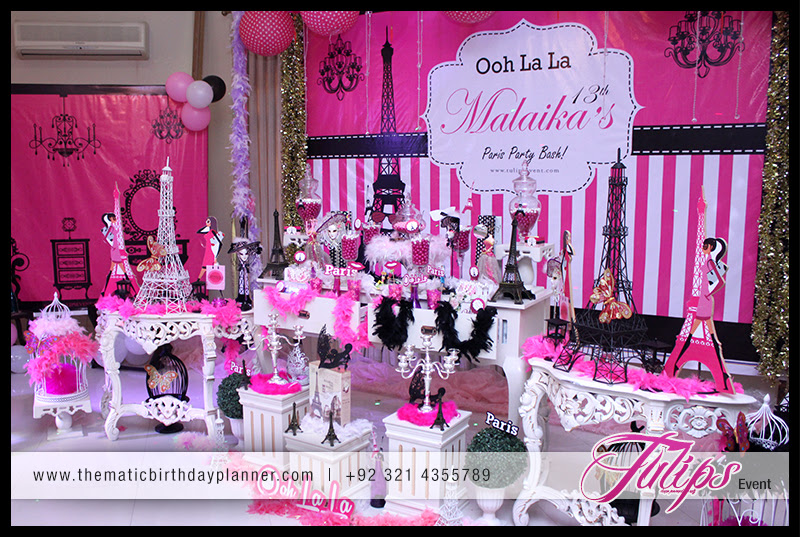 Ooh La La Paris Party Theme Ideas In Pakistan