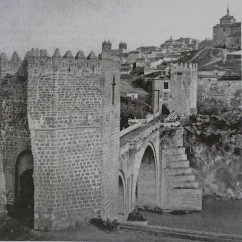 Puente de San Martín antes de 1864