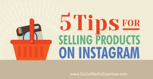 How To Make Money On Instagram Through Merchandise