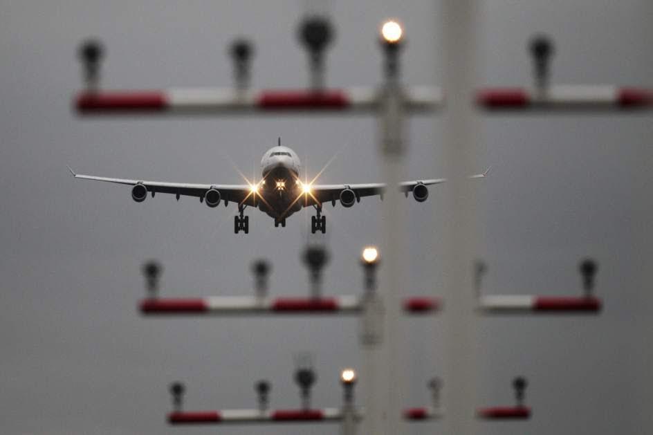 Huelga de pilotos de Lufthansa
