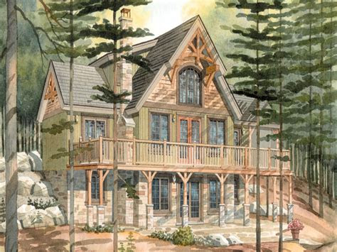 small lakefront cottage plans cottage home design plans