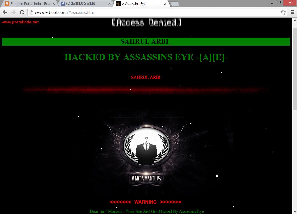 cara hack website menggunakan webdav