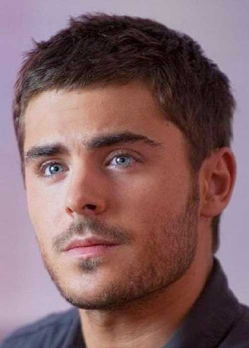 20 Best Zac Efron Short Hair Mens Hairstyles 2018