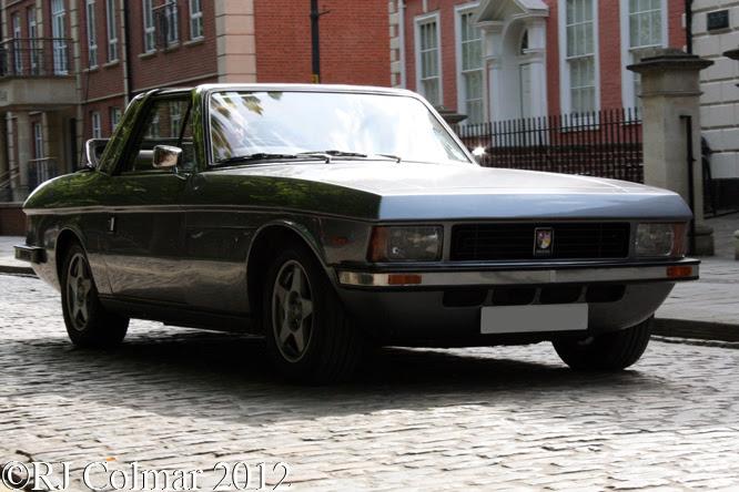 Bristol 412, Avenue Drivers Club, Queen Square, Bristol
