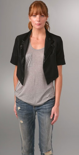 Re Collection Beaded Jacket