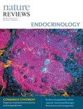 Nature Reviews Endocrinology cover