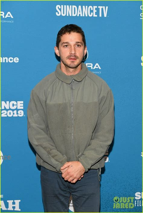 Shia LaBeouf Premieres 'Honey Boy' During Sundance Fest
