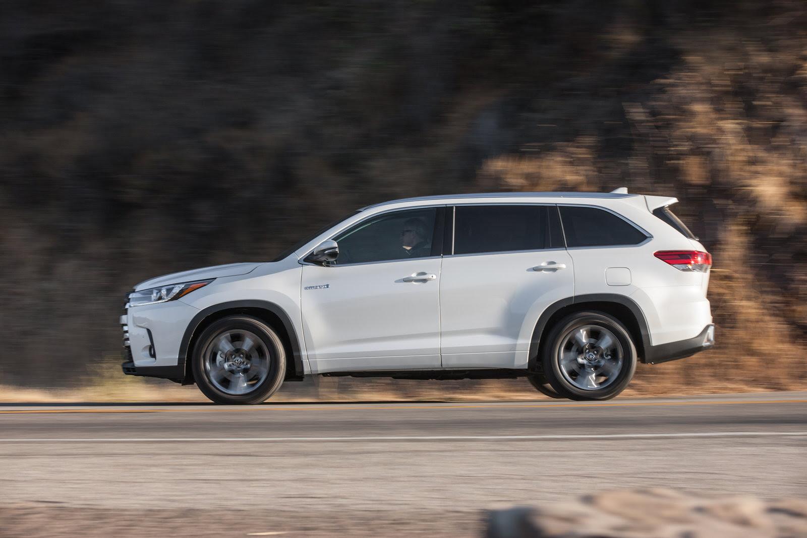 2018 Toyota Highlander Hybrid Deals, Prices, Incentives ...