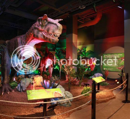 Hello Jack Blog: Extreme Dinosaurs Exhibit