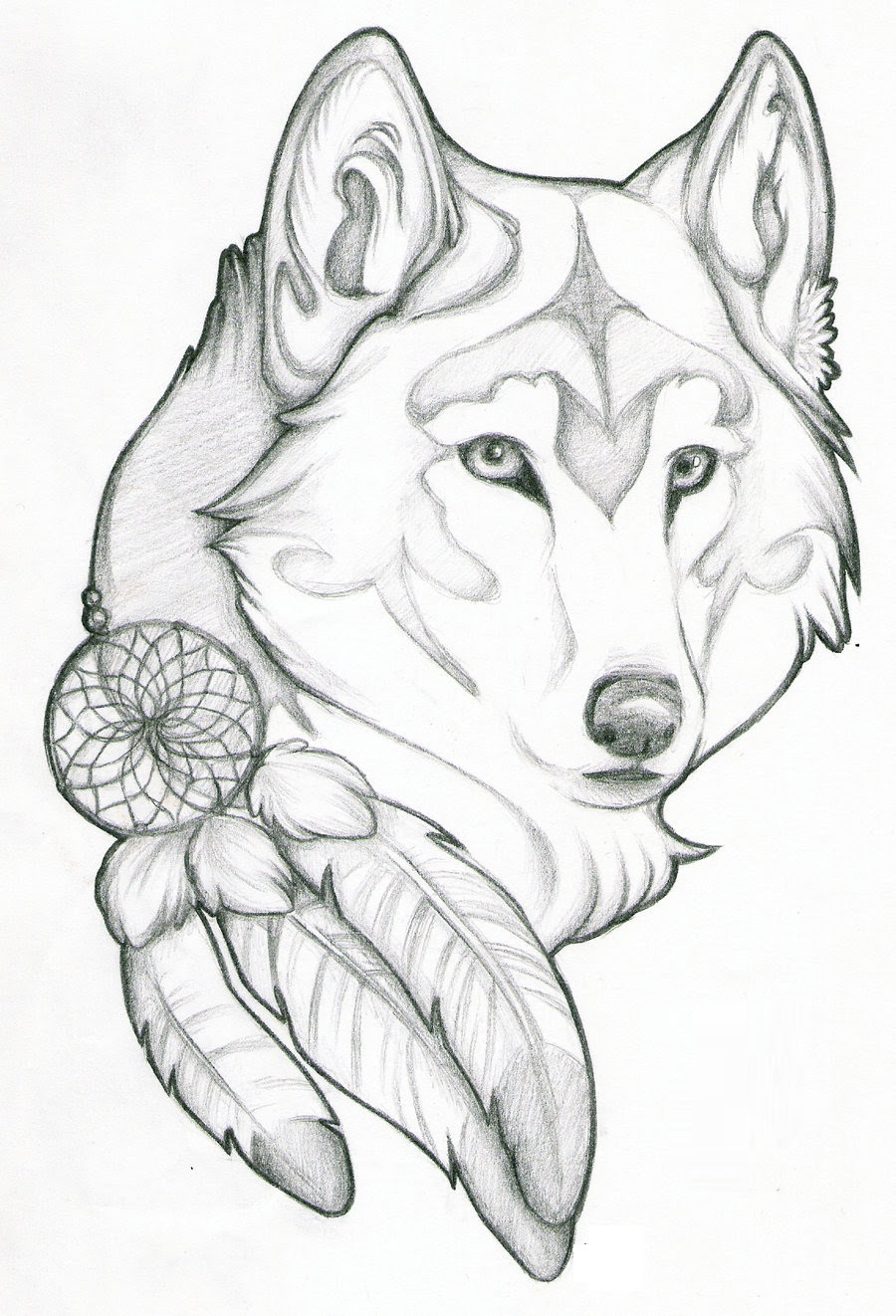 73 Amazing Wolf Tattoo Designs - Mens Craze