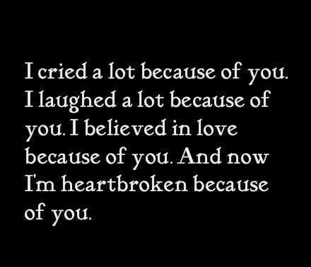 Top 68 Broken Heart Quotes And Heartbroken Sayings