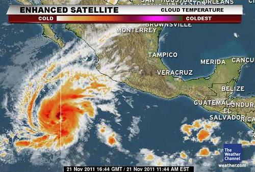 21 Hurricane Kenneth