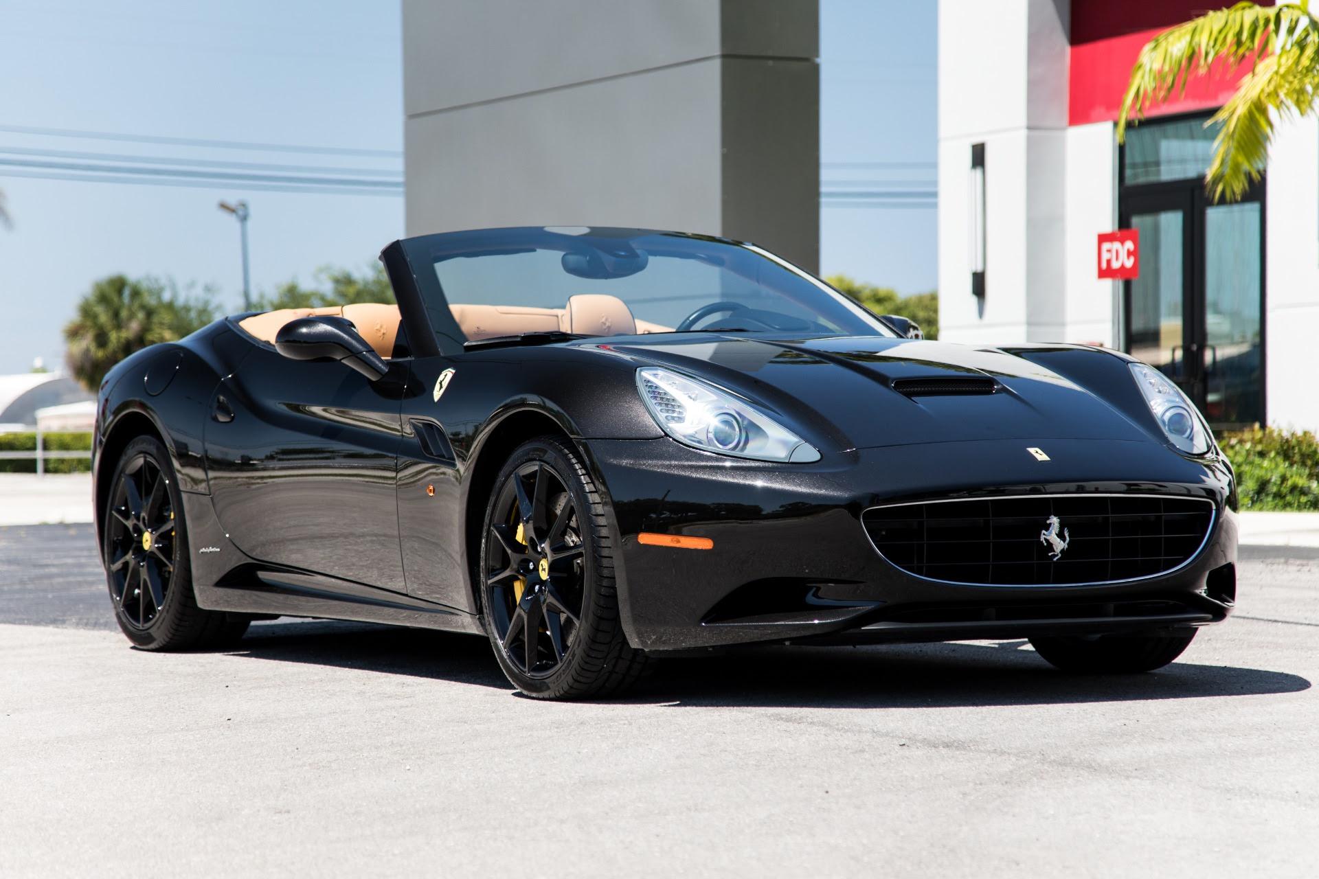 Used 2010 Ferrari California For Sale ($87,900)   Marino ...